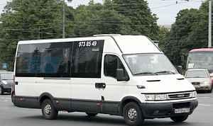 микроавтобус Iveco / Ивеко daily