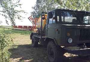 Опрыскиватель газ-66