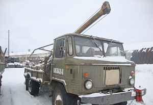 Газ -66 Ямобур бм - 302Б