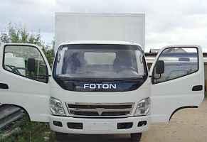 Фотон аф-77L2BJ 2006 года Изотермический фургон
