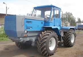 Трактор хтз Т-150 на базе двигателя ямз-236М2