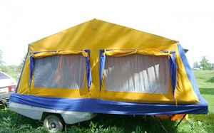 Автоприцеп туристский Скиф-М (81062)
