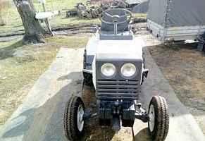 Минитрактор хтз Т-012