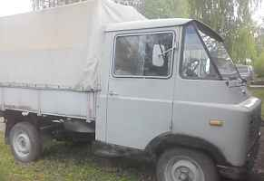 Породам лёгкий грузовик ZUK (Польша)