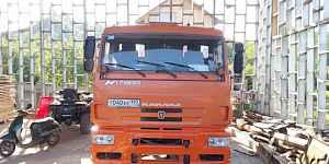 Ко-806-01 камаз-43253Поливомоечная дорожная машина