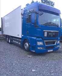 MAN TGX XXL 26.480 - грузовой рефрежератор