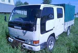 Nissan atlas 4wd 91 г.в