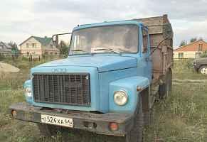 ГАЗ 3307 самосвал 1993 года