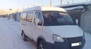 Автомобиль ГАЗ 322132