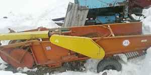 Навесное оборудование для выращивания картофеля