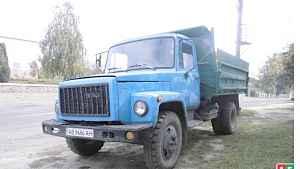 Грузовик Газон ГАЗ 3307