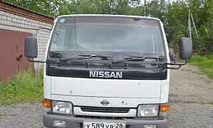 грузовик Nissan Atlas