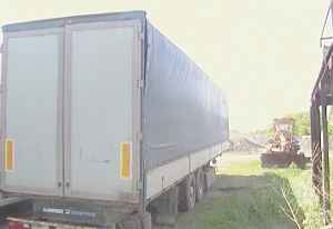 полуприцеп SP 240 PR 2006 г.в