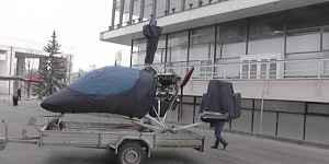 Автожир RUS новый