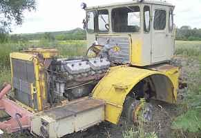 Трактор К-701, коленвал и др.зап.части