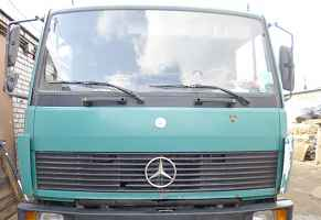 Мерседес фургон (4х2)