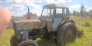 Трактор, прицеп и навесное оборудование