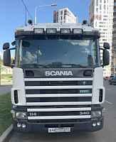 Scania 4-Серия Р-114