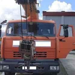 Ивановец кс-5576К-1 Стрела 31 метр