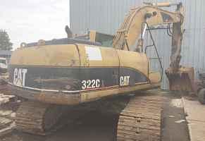 Гусеничный экскаватор Caterpillar 322 СЛ,ЦЛ Movax 50