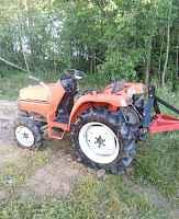 Трактор kubota Х-20