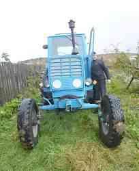 трактор юмз 6aл