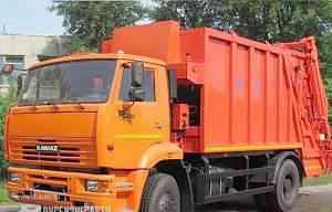 Ко-427-52 мусоровоз камаз 53605 (портал)