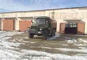 Урал 4320, 1992 года выпуска