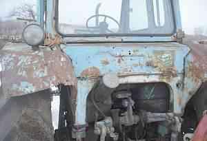 Трактор 1984 года, требует ремонта, торг уместен