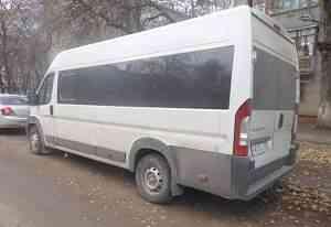 пассажирский автобус Peugeot Boxer