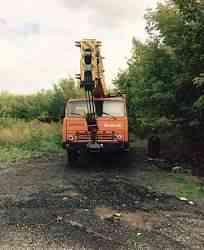 Автокран мотовилиха 25 тонн