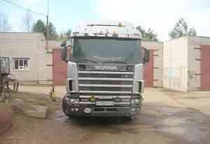 Скания 114 Scania 114L