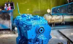 Капитальный ремонт Кпп Т-150