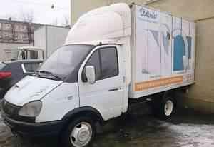 Газель фургон 2006