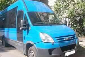 Iveco Daily Микроавтобус C