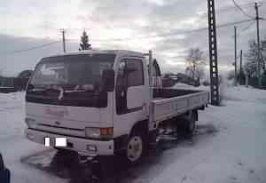бортовой грузовик Nissan Atlas