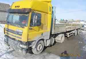 седельный тягач DAF CF 85.430