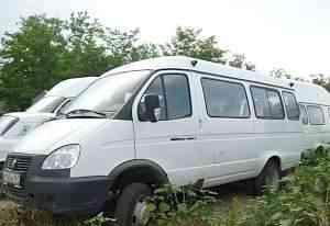 Газель 322132 бизнес автобус