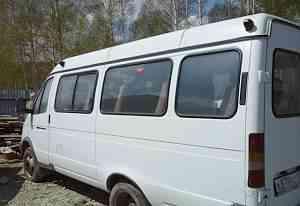 Междугородный микроавтобус Газель Бизнес 2013 г. в
