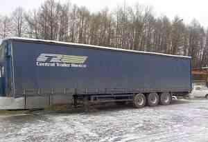 Шторный полуприцеп Schmitz Cargobull S01