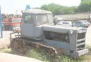 трактор дт75