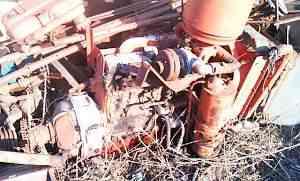 Двигатель смд (с турбиной)