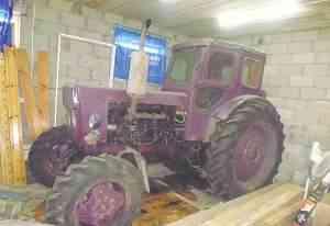 Трактор Т 40 А с навесным оборудованием