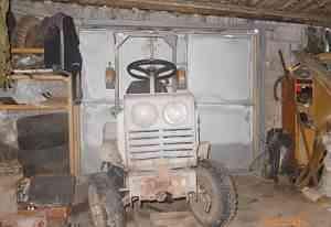 Трактор Т-012