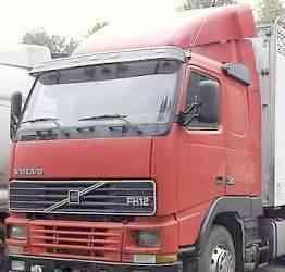 Volvo FH12, сцепка