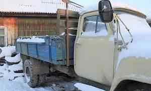 Автомашина газ-53