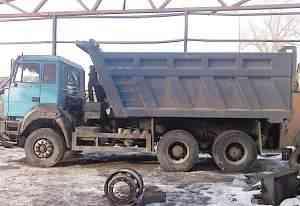Урал 63685 самосвал