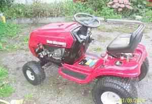 Мини трактор, газонокосилка