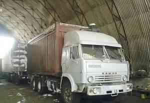 камаз 5320 1992 г. в