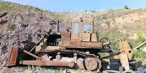 Бульдозер Т 25-01